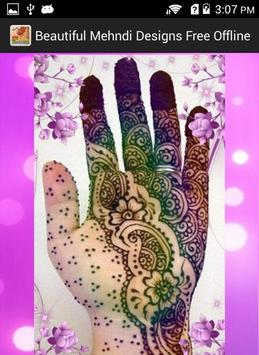 Mehndi Designs Beautiful 2016 apk screenshot