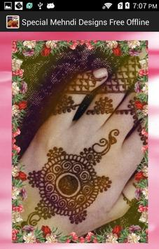 Mehndi Designs Special 2016 poster