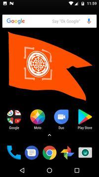 Hindu Flags Live Wallpapers apk screenshot
