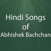Hindi Songs of Abhishek Bachan icon