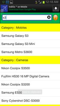 Compare Prices apk screenshot