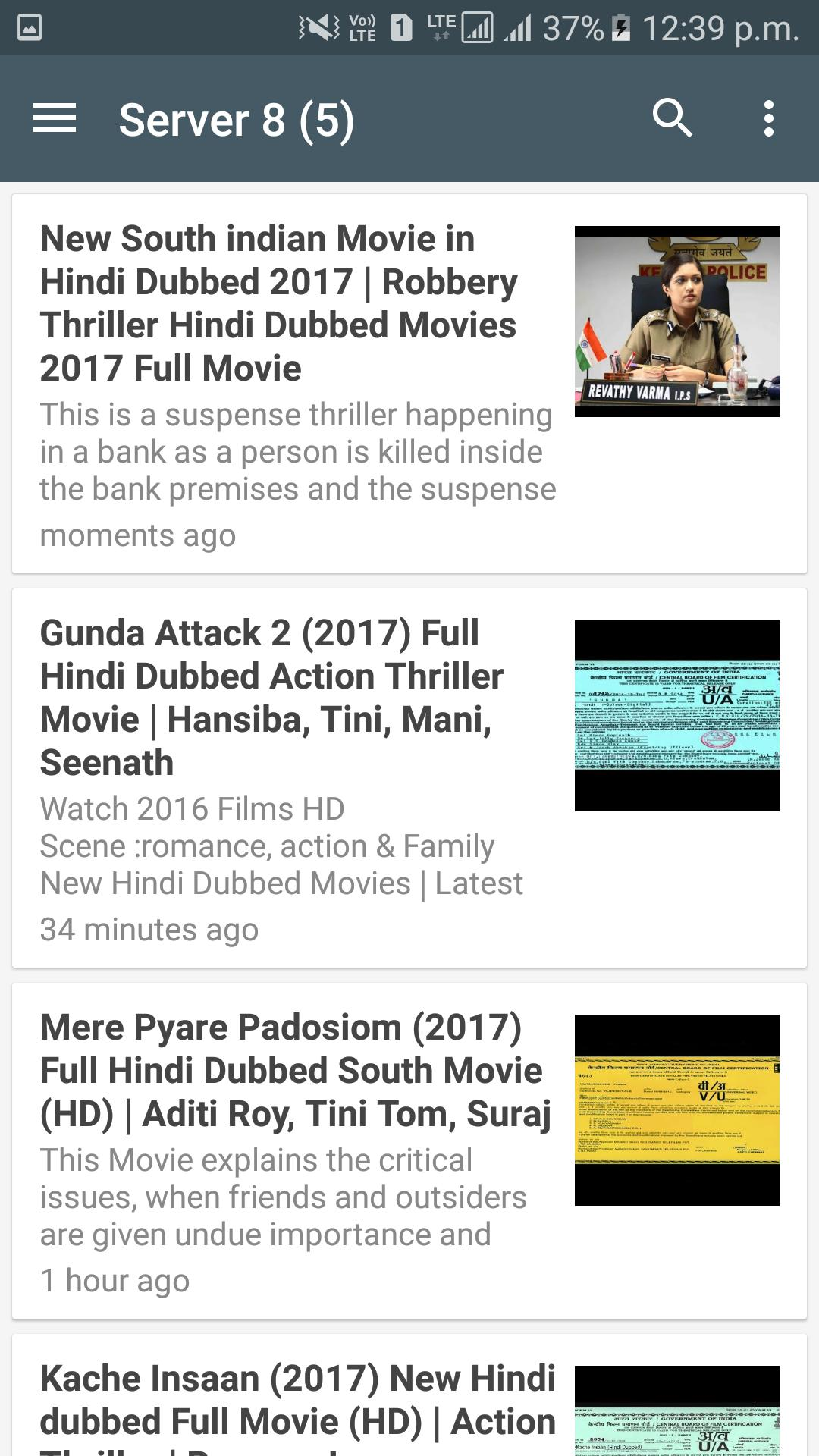 Hindi Dubbed Movies Latest for Android - APK Download