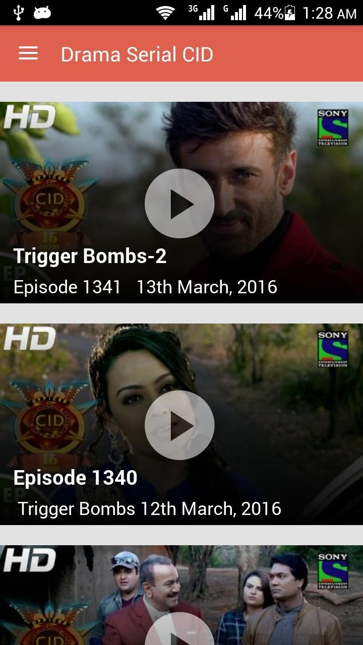 CID - Drama Serial [HD] for Android - APK Download