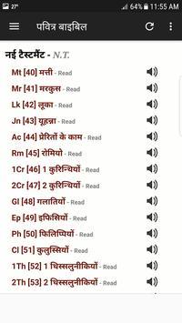 Hindi Bible Audio screenshot 2
