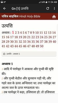 Hindi Bible Audio screenshot 3