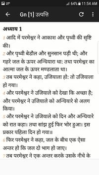 Hindi Bible Audio screenshot 4