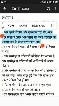 Hindi Bible Audio screenshot 5