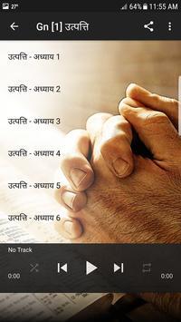 Hindi Bible Audio screenshot 6