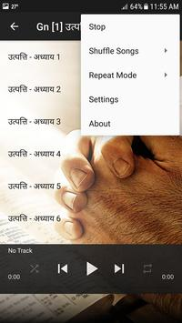 Hindi Bible Audio screenshot 7