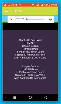 THE BEST HINDI / LAGU INDIA MP3 screenshot 6