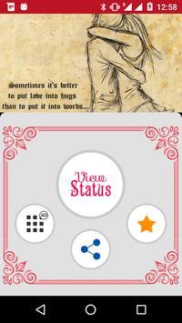 Love Status poster
