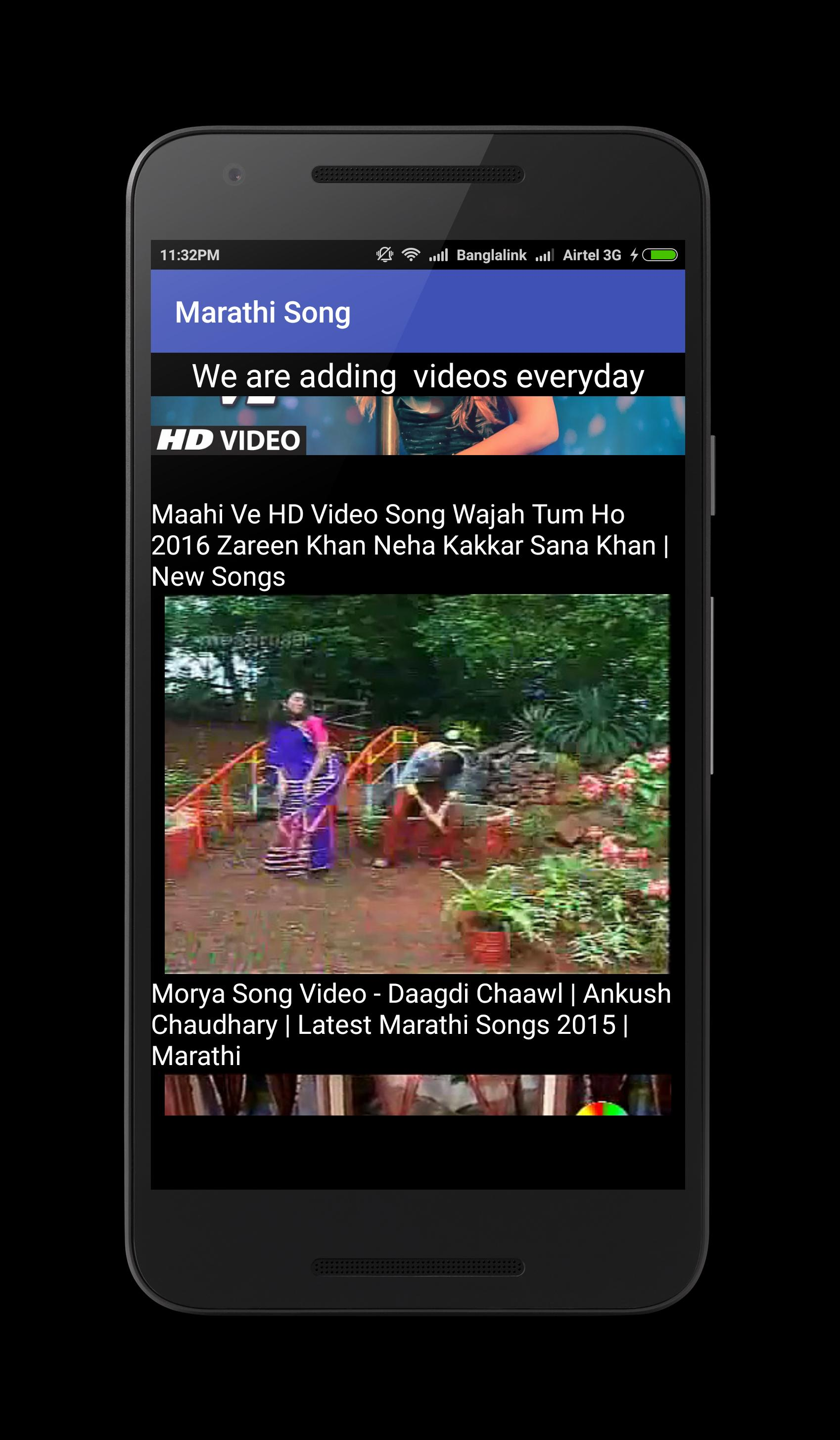 Marathi hit video songs for Android - APK Download