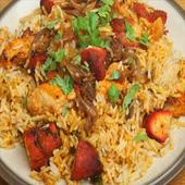 Biryani recipe hindi icon