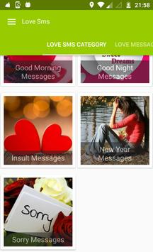 Love Messages 2020 : All Love Sms Collection screenshot 14