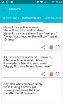 Love Messages 2020 : All Love Sms Collection screenshot 3