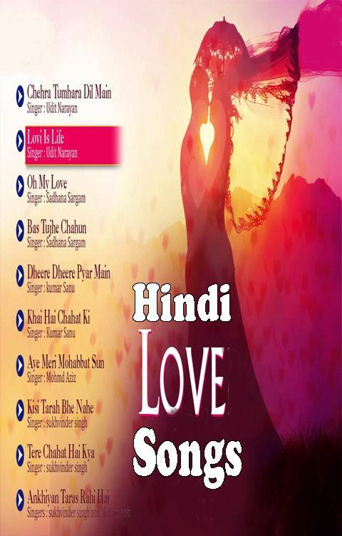 Hindi Love Songs : Bollywood Love Songs 2018 for Android - APK Download