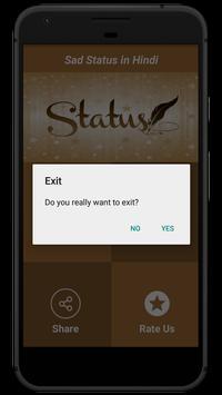 Sad Status in Hindi screenshot 5