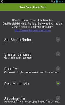 Hindi Radio Music Free poster