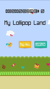 My Lollipop Land poster