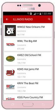 ALL ILLINOIS RADIO screenshot 5