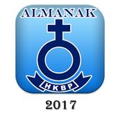 Almanak HKBP 2017 icon
