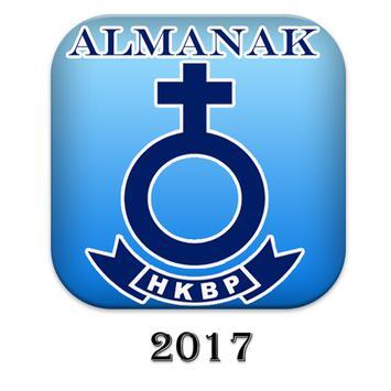 Almanak HKBP 2017 poster