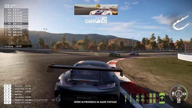 Tips Project CARS 2 screenshot 2