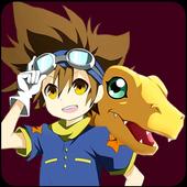 New Digital World Digimon hint icon