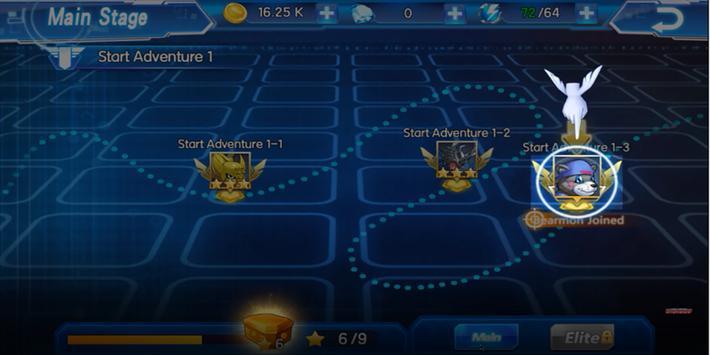 New Digital World Digimon hint apk screenshot