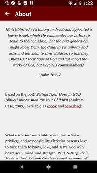 Prayers of a Wise Parent screenshot 3