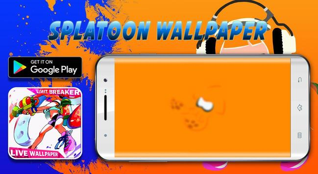 Spltoon Cool Wallpaper screenshot 1