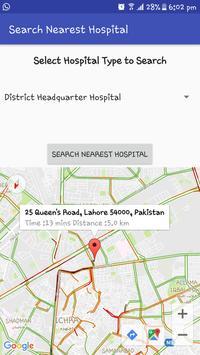 Vaccination Center Finder apk screenshot