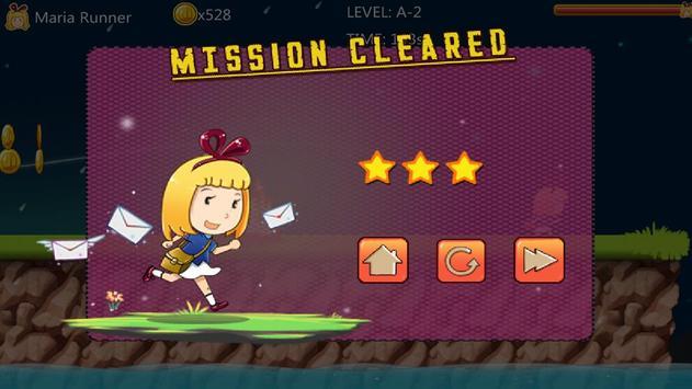 Maria Runner screenshot 4