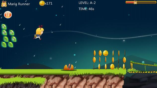 Maria Runner screenshot 1