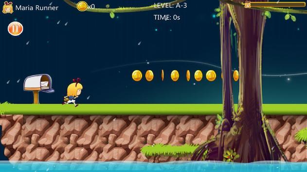 Maria Runner screenshot 3