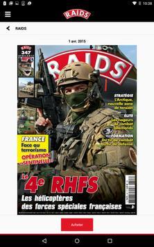 Raids Magazine apk screenshot