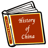 history of china icon