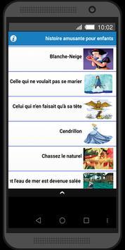 Histoires Pour Enfants screenshot 2