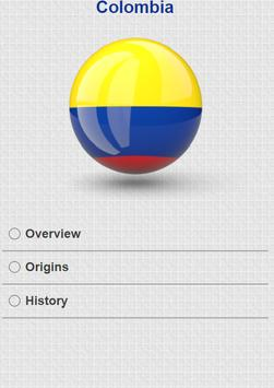 History of Colombia screenshot 2