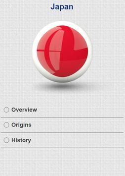 History of Japan apk screenshot
