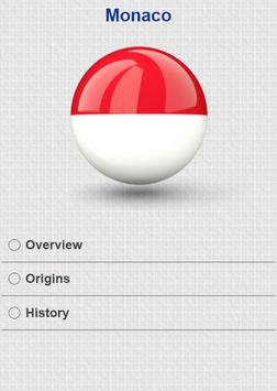 History of Monaco apk screenshot