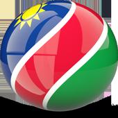 History of Namibia icon