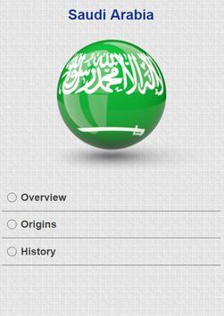 History of Saudi Arabia apk screenshot