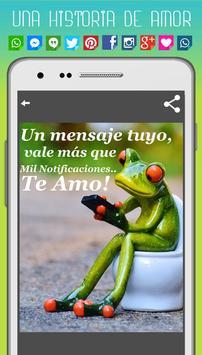 La Historia de Amor ❤️Imagenes apk screenshot