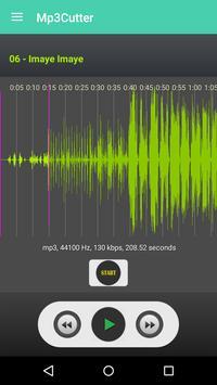 MP3 Cutter & Ringtone Maker poster