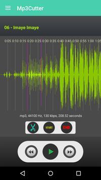 MP3 Cutter & Ringtone Maker apk screenshot