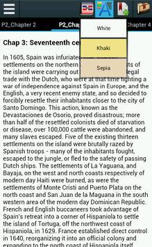 History of Dominican Republic screenshot 1
