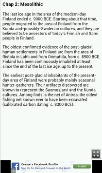 History of Finland screenshot 1
