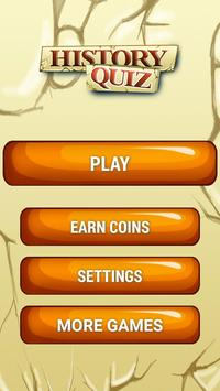 History Trivia Game apk screenshot