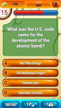 History Trivia Game screenshot 3